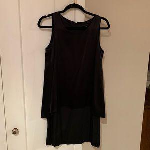 Theory Layered Silk Dress